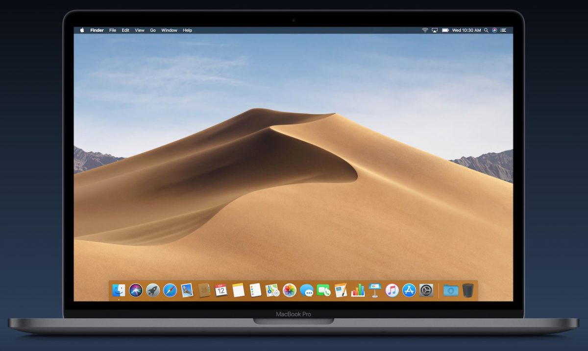 macOS 10.14.2 Beta 4 is Available