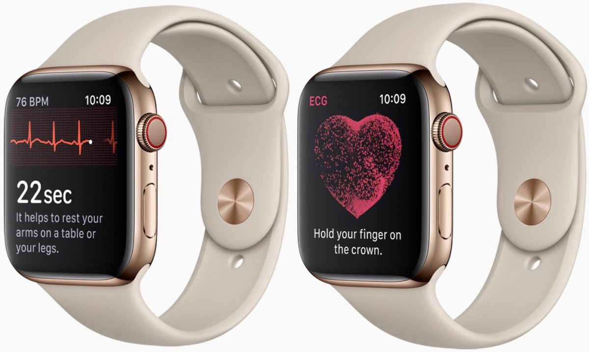 watchOS 5.1.2 will activate the electrocardiogram on the Apple Watch