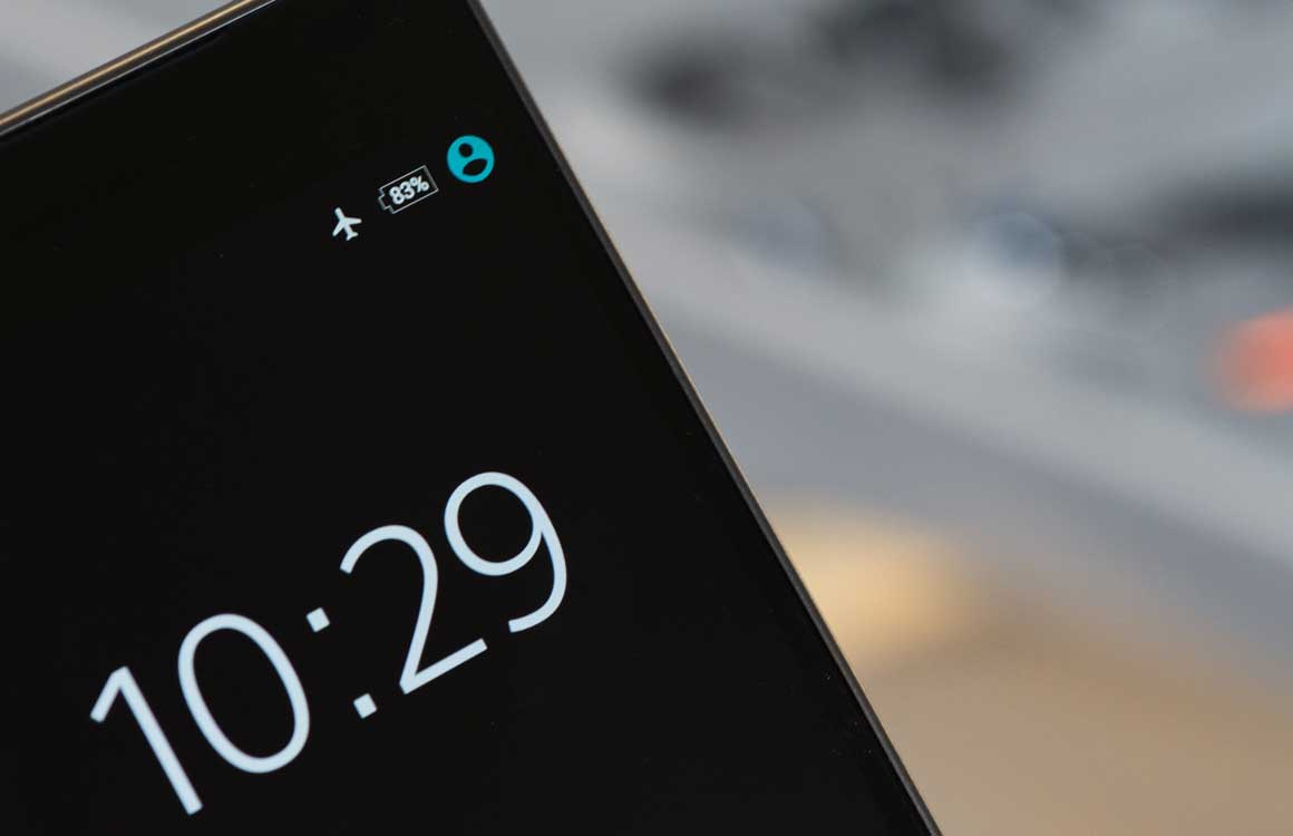 6 smartphones with a long battery life