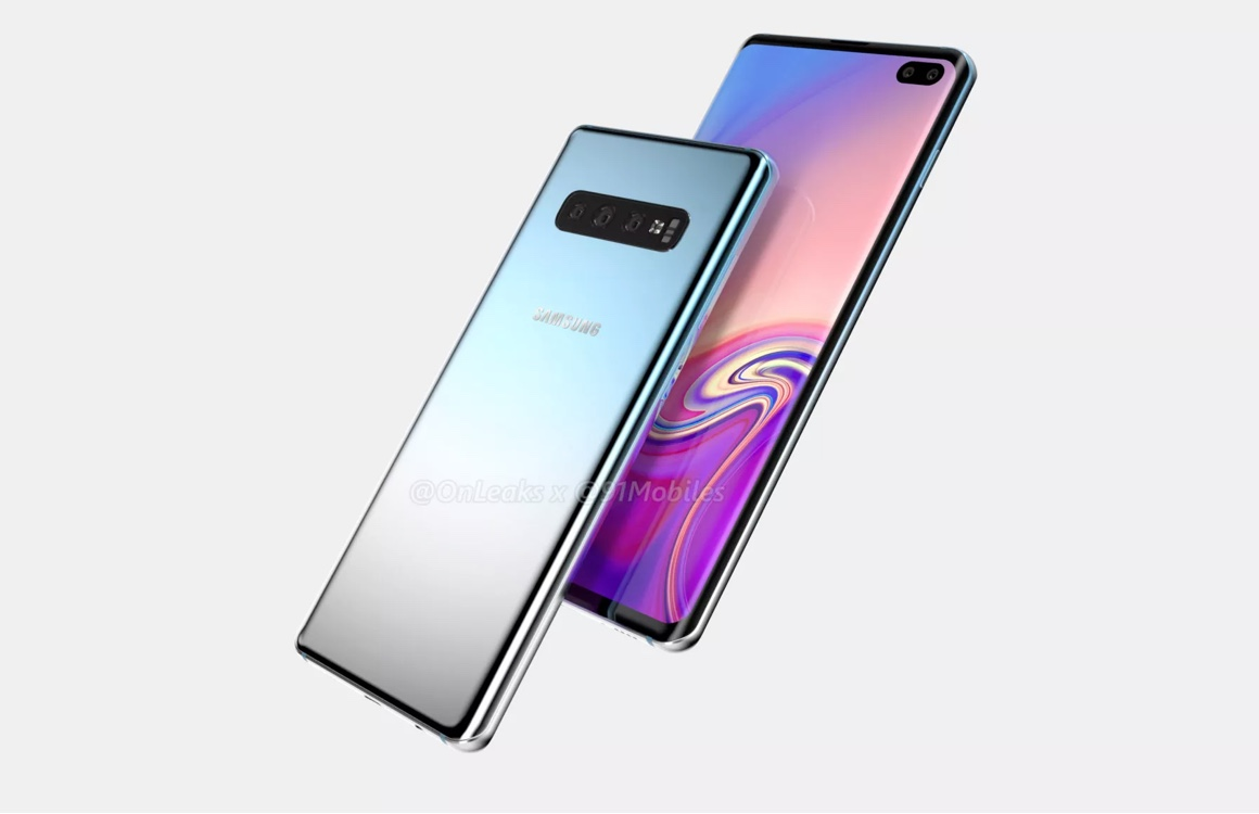 Galaxy S10: all you need to know