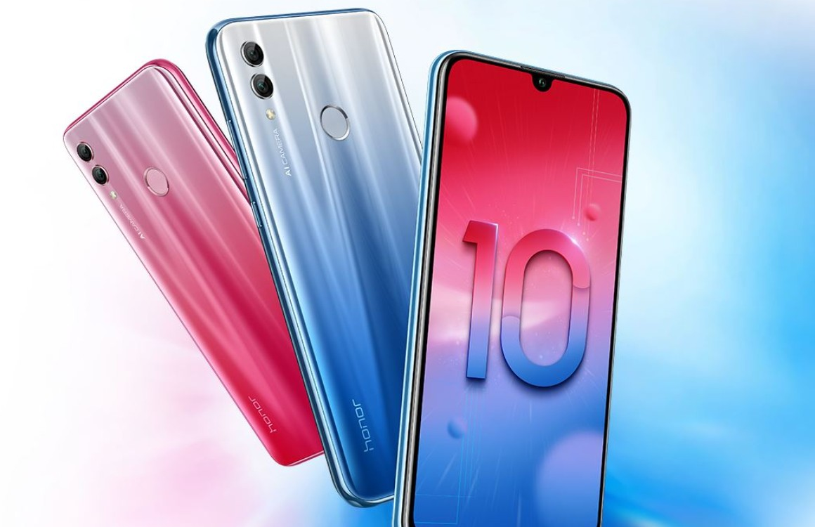 Honor 10 Lite release in the Netherlands: cheap, complete Android phone
