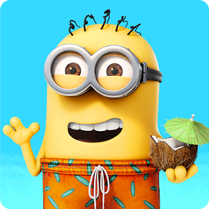 "android application ""width ="" 180 ""height ="" 180 ""/> </p> <p> Adorably zany, a game that relaxes a max. The Minions make us spend unforgettable holidays. A flowing boat, bad start Phil, the Minion certainly the most awkward of the band that augurs a sad stay. To be forgiven, he will turn a deserted island into a little paradise. Our goal is to help Phil build his Paradise for the Minions! <br /> <img class="
