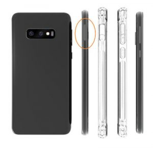 """samsung s10 """"width ="""" 300 """"height ="""" 290 """"class ="""" alignleft size-medium wp-image-73247 """"/> What also marks is the fingerprint sensor that would be placed on the side like the Moto Z3, or some Sony Xperia smartphones.The goal is to reduce manufacturing costs with technology that has proven itself (but why put it so high?). the S10 + should be equipped with a new technology of capturing prints under the screen that would work thanks to ultrasound.In the photos we can also see that the screen would not be curved, but that on the front panel, <a href="""
