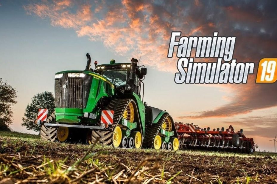 Farming Simulator 19 - Free to Download APK And Games Online
