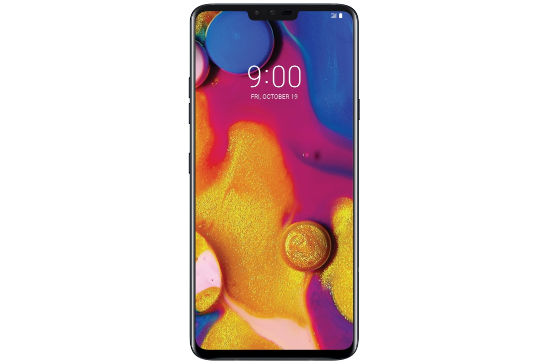CES 2019: the LG V40 ThinQ was presented with its five cameras!