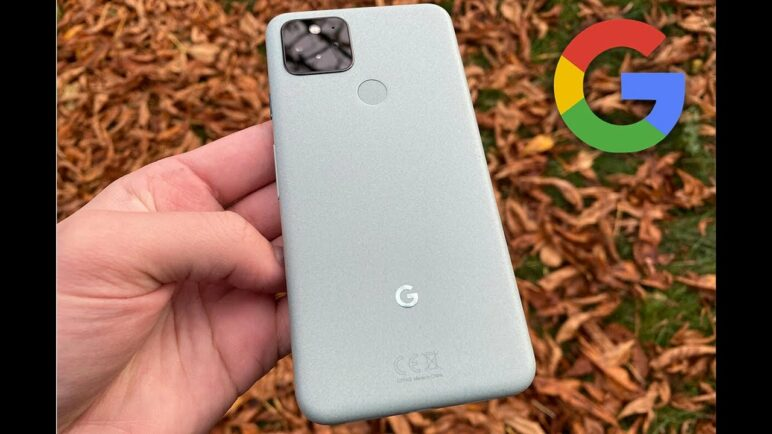 Phone Google Pixel 5 czech review World of Android