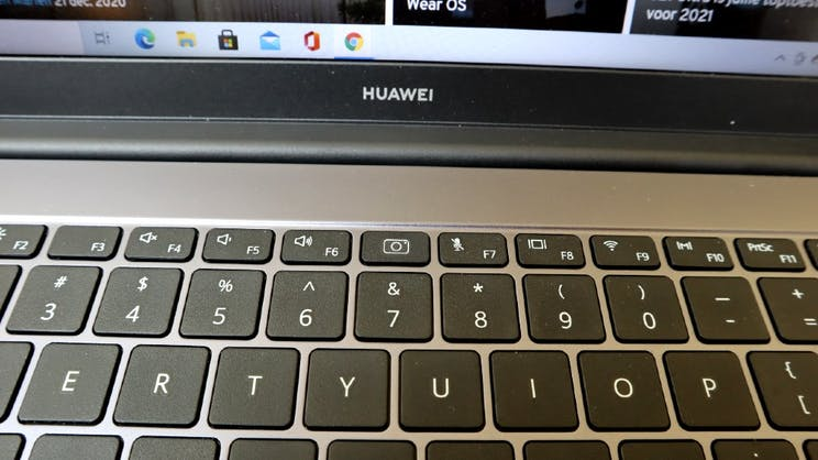 Huawei Matebook D 15 hands-on: laptop that connects to your phone