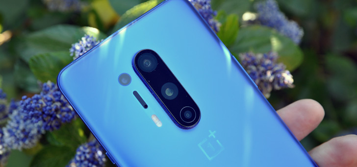 OnePlus 8 Pro review header