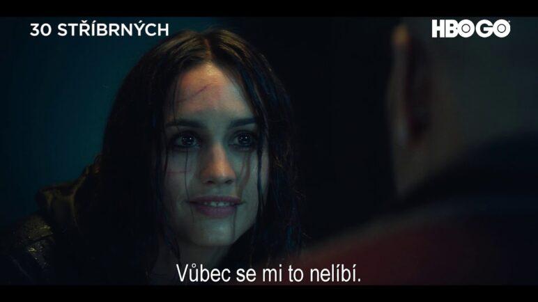 30 Stříbrných - Series for HBO GO (CZ) trailer
