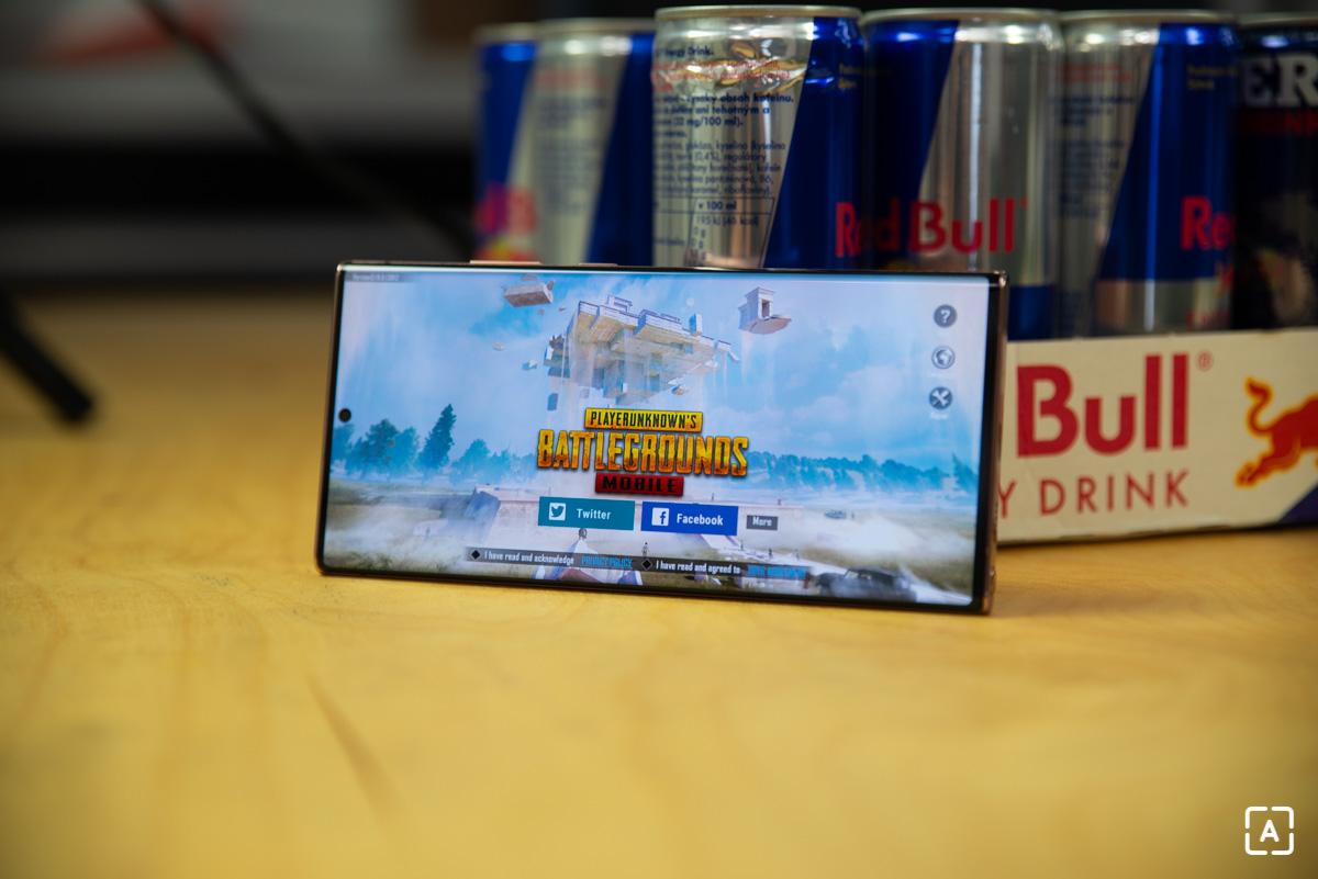 Samsung Galaxy Note 20 Ultra PUBG