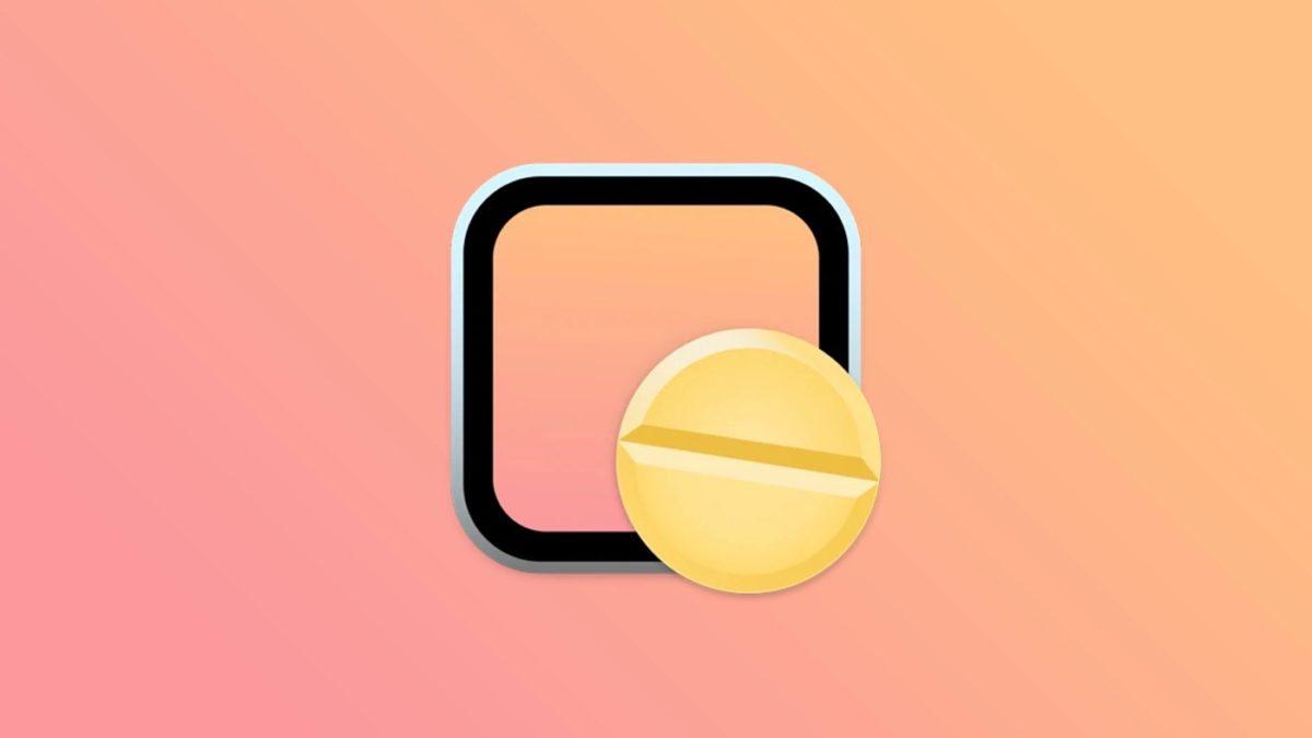 Amphetamine Mac Icon Application