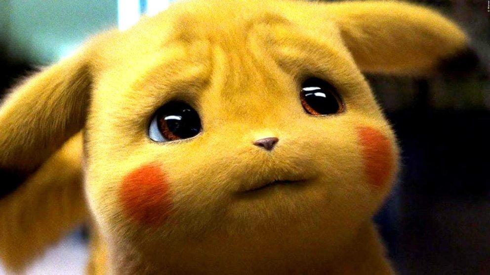 New on Netflix: Pokémon Detective Pikachu.