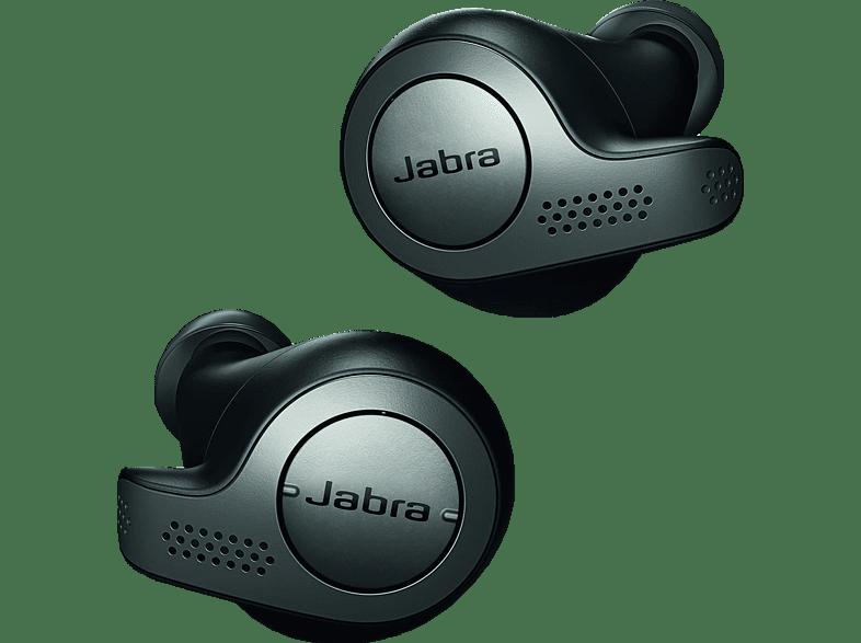 JABRA Elite 65t true wireless headphones in black