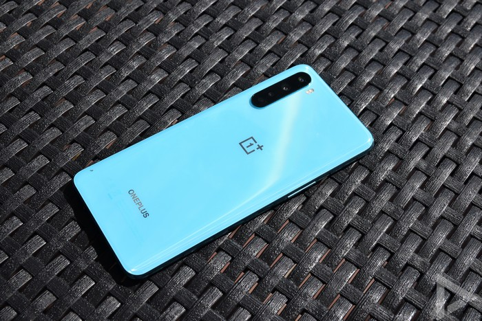 OnePlus Nord back