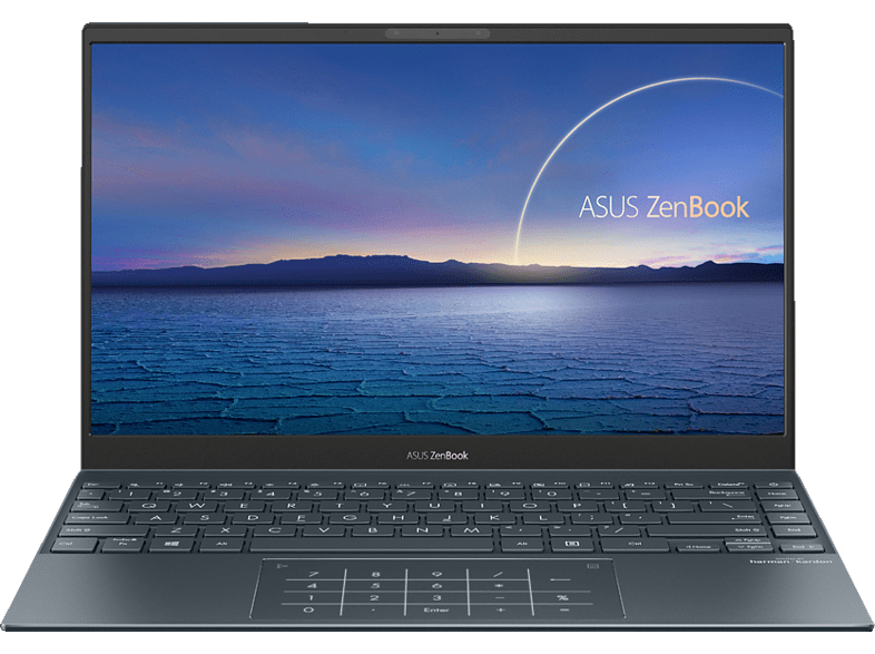 ASUS ZenBook 13 UX325JA-AH053T Notebook with Core ™ i5, 8 GB RAM, 1 TB & Intel® UHD graphics in Pine Gray