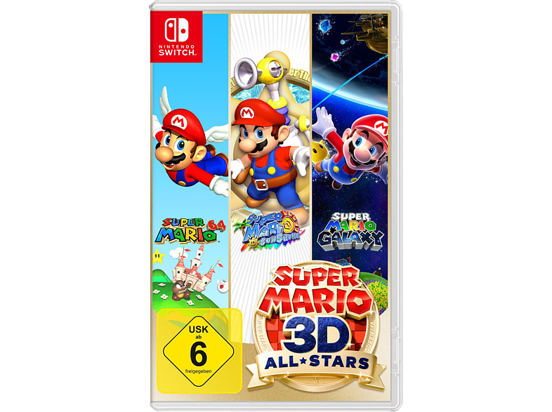 Super Mario 3D All-Stars online for Nintendo Switch