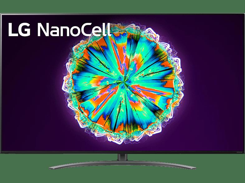 LG 55NANO917NA NanoCell LCD TV (Flat, 55 inches / 139 cm, UHD 4K, SMART TV, webOS 5.0 (AI ThinQ))