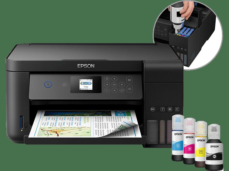 EPSON EcoTank ET-2751 inkjet (Epson Micro Piezo ™ print head) multifunction printer WLAN