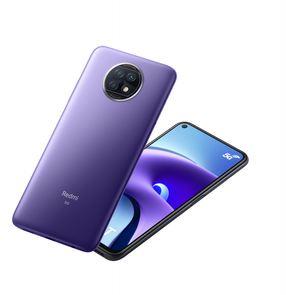 J22 KV 组合 582x600 - Xiaomi starts the year with a 5G smartphone under 250 €: the Redmi Note 9T