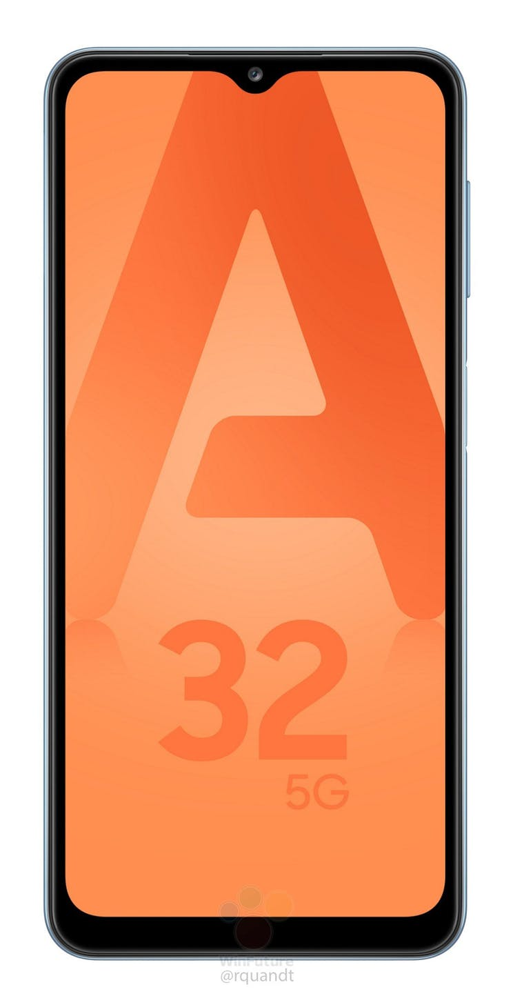 Samsung Galaxy A32 leaked: Samsung's cheapest 5G phone
