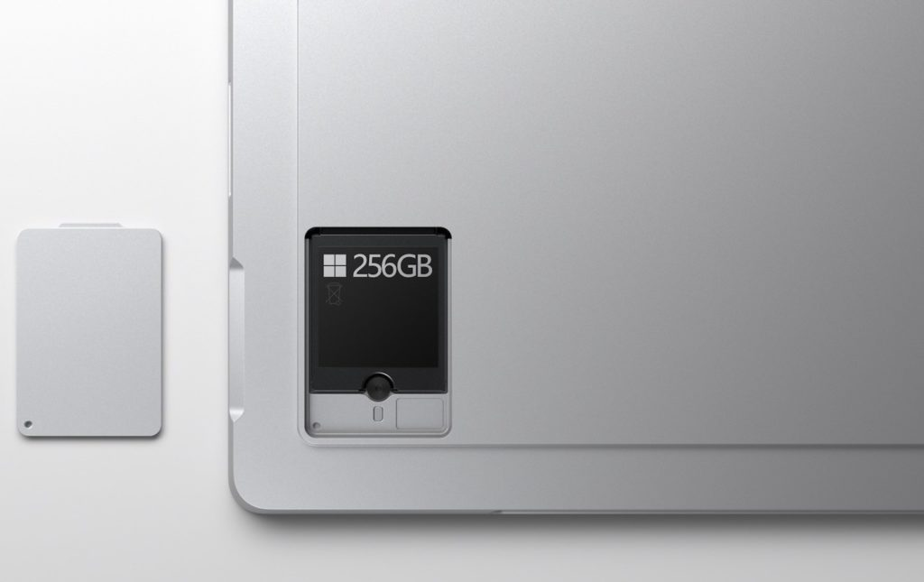 Surface Pro 7 Plus Removable SSD