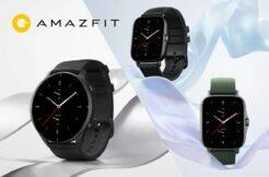 Amazfit GTS 2e GTR 2e parametry ceny