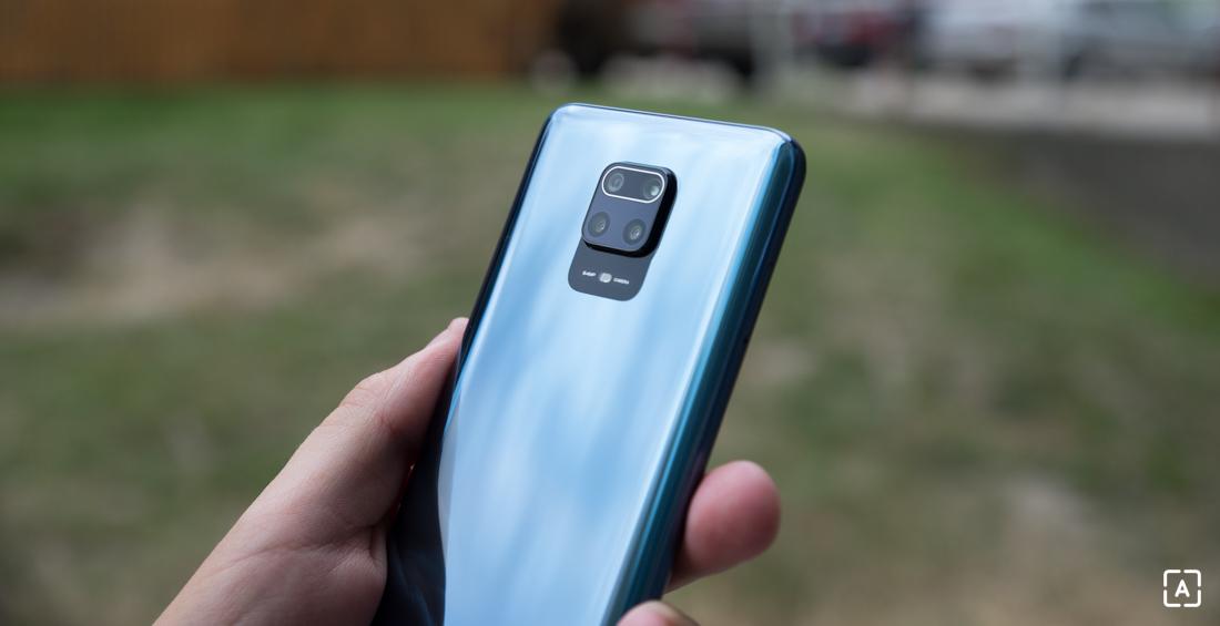 Redmi Note 9 Pro fotoaparat