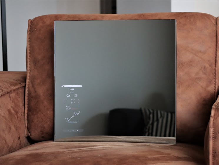 A smart mirror at home, these are 5 things you can do with it