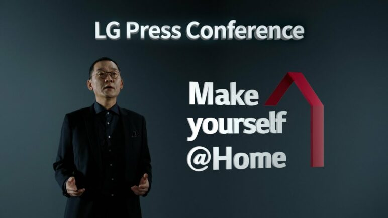 [LG at CES2021]  LG Press Conference (full ver.)
