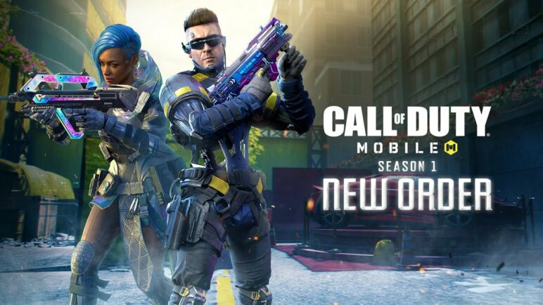 Call of Duty®: Mobile Official Season 1 New Order Trailer