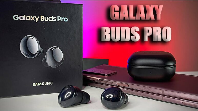 Samsung Galaxy Buds Pro - UnBoxing and First Impressions! Time Stamps below!