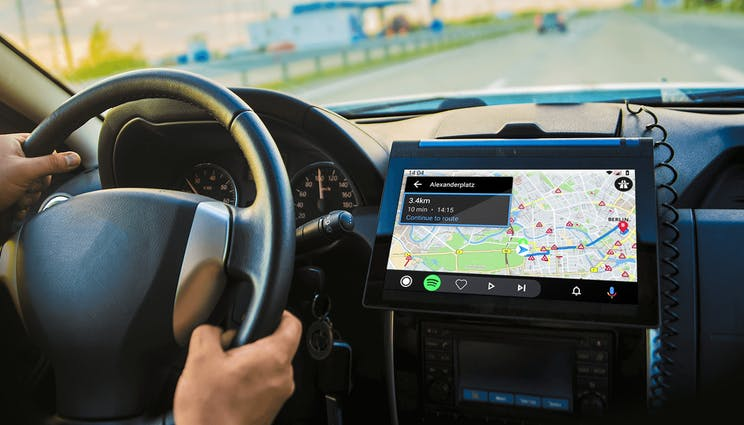 Using Android Auto wirelessly, that's how it works