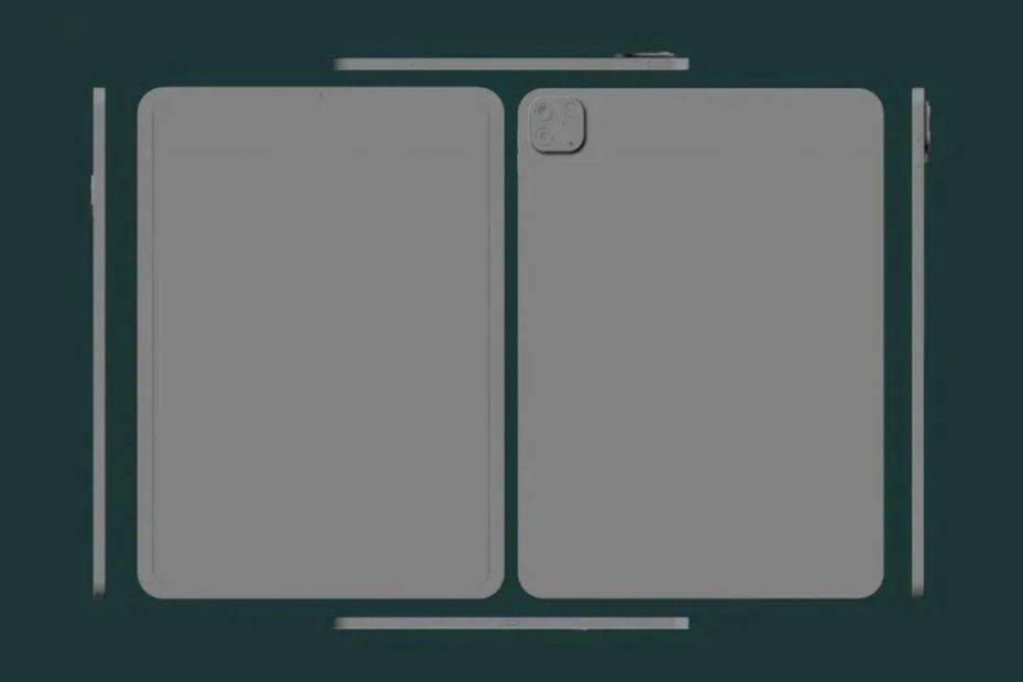 'iPad Pro 2021 renders show familiar image and unchanged ...