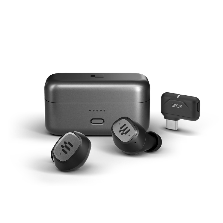 Contest: win these EPOS wireless earbuds for the gamer-on-the-go