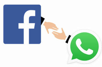 WhatsApp user data transfer