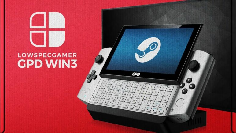 Heavy Gaming on the GPD Win 3