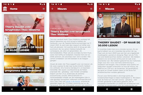 These are all voting guides and apps for the 2021 parliamentary elections