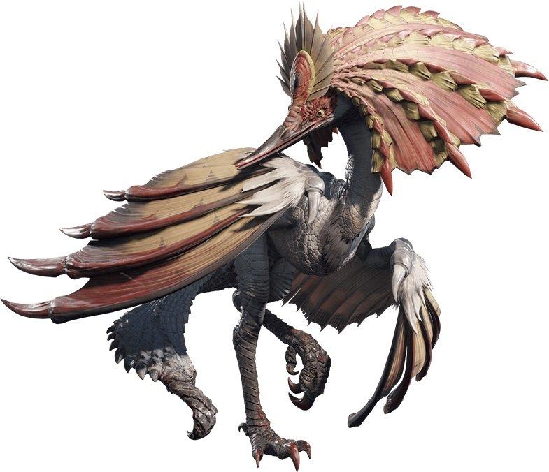 Monster Hunter Rise - Acnosome