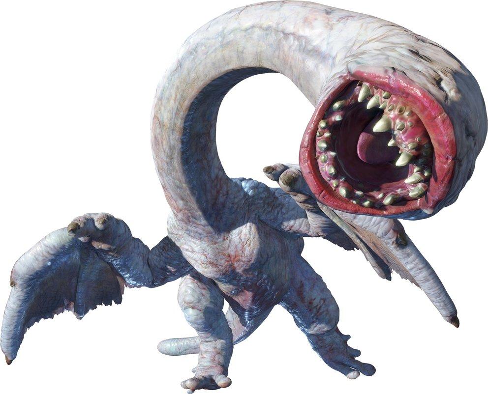 Monster Hunter Rise - Khezu