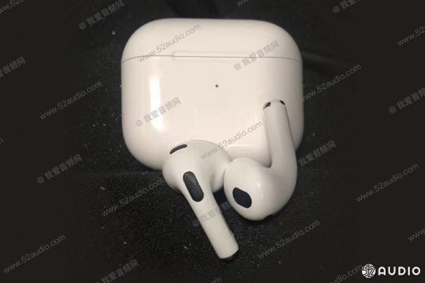 Airpods 3 Apple Leak